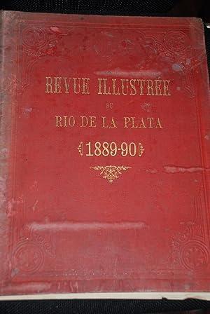 Revue Illustree du Rio de la Plata 1889 - 1891: Madame Clemence Malaurie