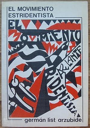 El movimiento estridentista: Germán List Arzubide