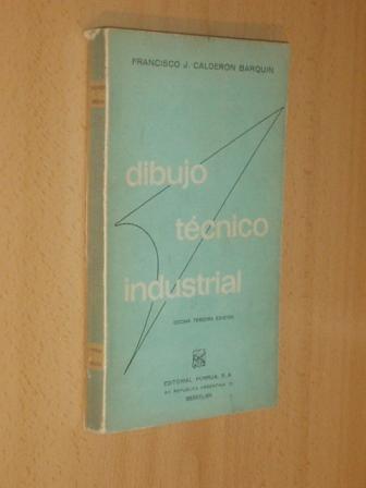 dibujo tecnico industrial calderon barquin