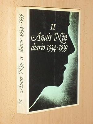 DIARIO II 1934 - 1939: Nin, Anais