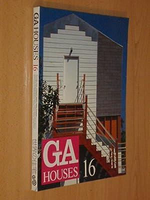 GLOBAL ARCHITECTURE - GA HOUSES 16: VV. AA. -