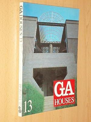 GLOBAL ARCHITECTURE - GA HOUSES 13: VV. AA. -