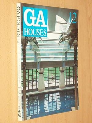 GLOBAL ARCHITECTURE - GA HOUSES 12: VV. AA. -