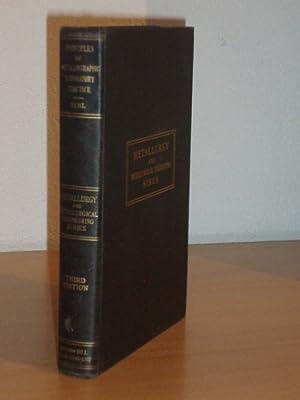 THE PRINCIPLES OF METALLOGRAPHIC LABORATORY PRACTICE: Kehl, George L.