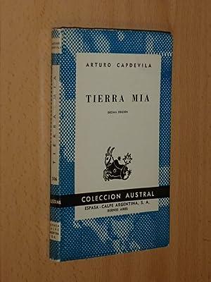 TIERRA MÍA: Capdevila, Arturo