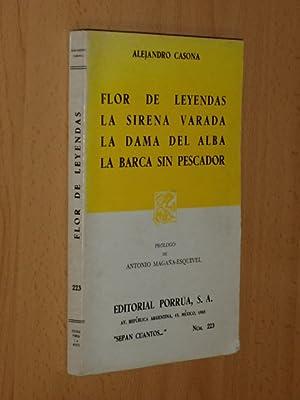 FLOR DE LEYENDAS - LA SIRENA VARADA: Casona, Alejandro