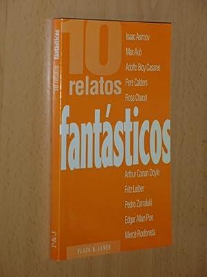 10 RELATOS FANTÁSTICOS: VV. AA.