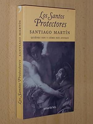 LOS SANTOS PROTECTORES - Quiénes son y: Martín, Santiago