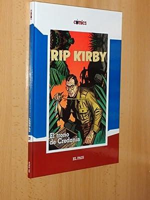 RIP KIRBY - EL TRONO DE CREDONIA: Prentice, John -