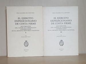 EL EJÉRCITO EXPEDICIONARIO DE COSTA FIRME -: León Tello, Pilar