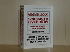 KAPLAN AND SADOCK'S SYNOPSIS OF PSYCHIATRY -: VV. AA. -