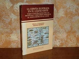 LA ESPAÑA ILUSTRADA EN EL LEJANO OESTE: Represa, Amando (Edición
