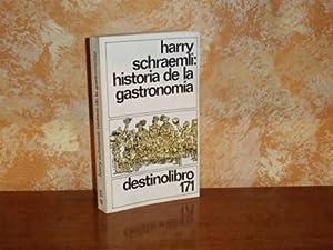 HISTORIA DE LA GASTRONOMÍA: Schraemli, Harry
