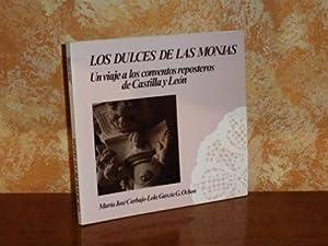 LOS DULCES DE LAS MONJAS - Un: Carbajo, María José