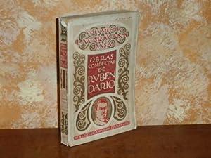 LA CARAVANA PASA: Darío, Rubén