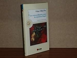 LOS EXTRAORDINARIOS CASOS DE MONSIEUR DUPIN: Poe, Edgar Allan
