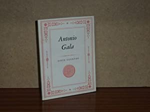 SIETE CUENTOS: Gala, Antonio