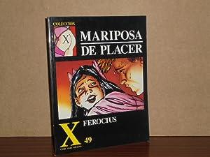 COLECCIÓN X, 49 - MARIPOSA DE PLACER: Ferocius