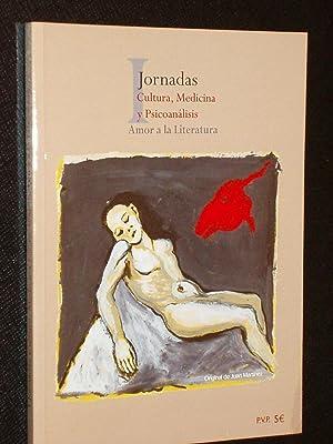 AMOR A LA LITERATURA I JORNADAS -: VV. AA.