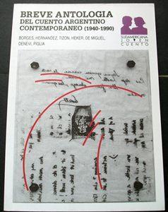 Breve antología del cuento argentino contemporáneo (1940-1990): VV.AA. (J. L.