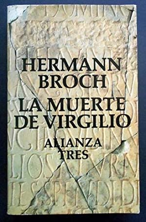 La muerte de Virgilio: Broch, Hermann