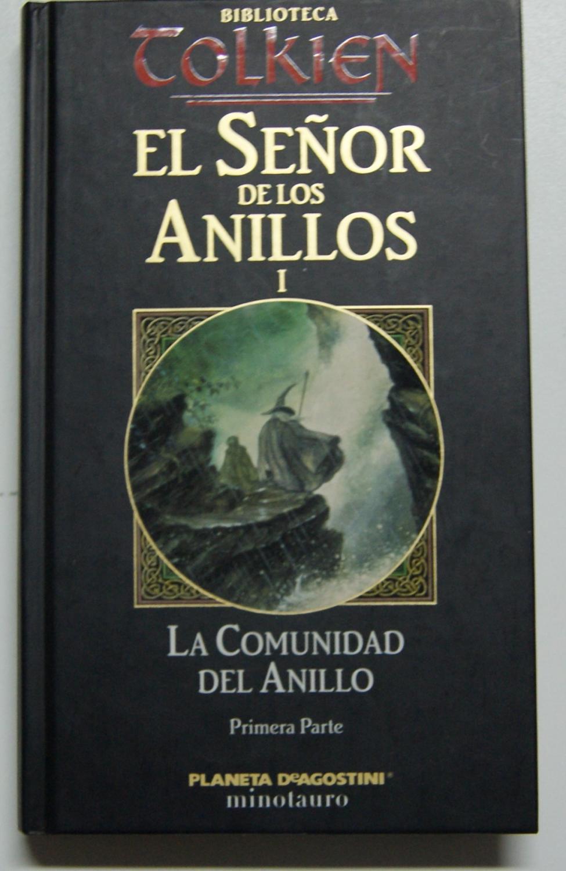 La Comunidad Del Anillo: Tolkien, J. R. R.. Imagen de la librería