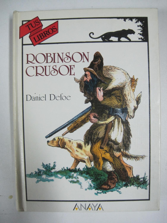 robinson crusoe tus libros defoe daniel