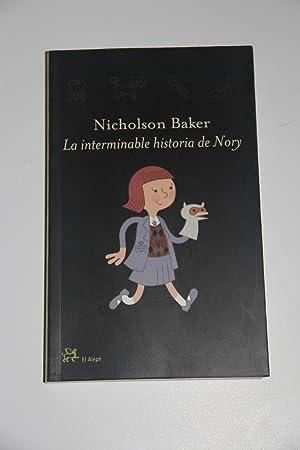 La interminable historia de Nory (LA MEDIANOCHE): Baker, Nicholson