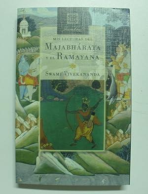 MIS LECTURAS DEL MAJABHARATA Y EL RAMAYANA: VIVEKANANDA SWAMI