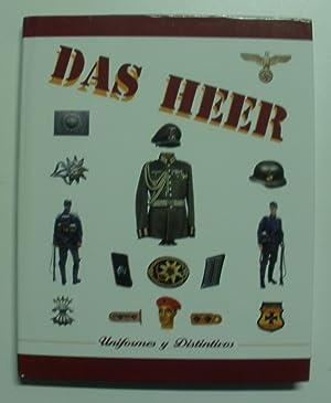 Das heer, uniformes y distintivos: Gonzalez Sanchez, Antonio;