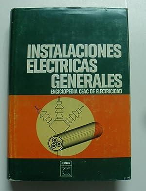Instalaciones electricas generales: Ramirez Vazquez, Jose