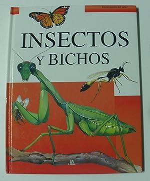 Insectos y Bichos (Enciclopedia del Saber): Harris, Nicholas; Coombs, Rachel