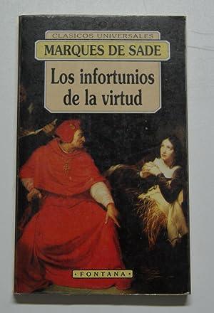 Los Infortunios De La Virtud: Marques de Sade