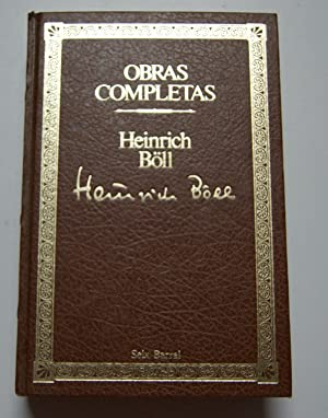 NARRATIVA COMPLETA II: BILLAR A LAS NUEVE: Heinrich BÖLL
