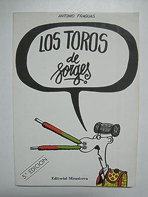 Los toros de Forges: FRAGUAS, Antonio