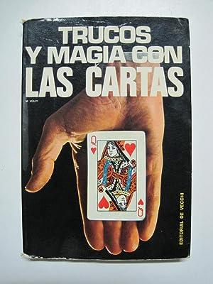 Trucos y magia con las cartas: Volpi, Maríano