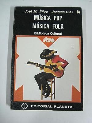 Musica Pop y Musica Folk: Jose Mª Iñigo