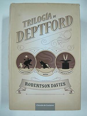 Trilogía De Deptford. El Quinto En Discordia.: Robertson Davies