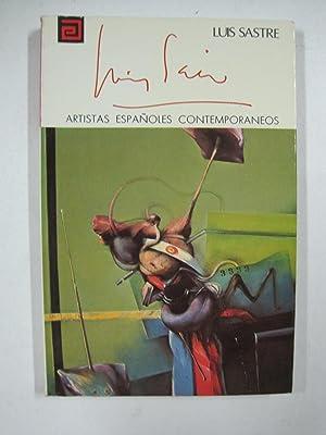 Luis Saez, Artistas espanoles contemporaneos, Serie Pintores: Luis Sastre