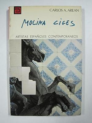 Molina Ciges, Artistas Españoles Contemoporaneos, Serie Pintores: Carlos Antonio Arean