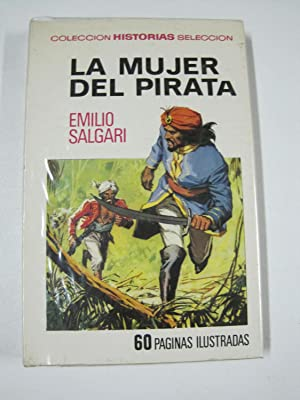 La mujer pirata: Emilio Salgari