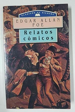 Relatos Cómicos: Edgar Allan Poe