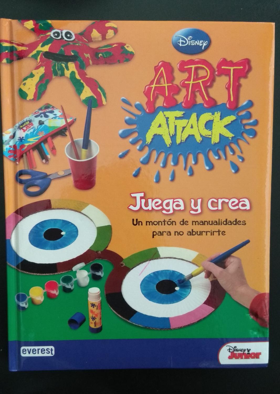 Art Attack Juega Y Crea Un Monton De Manualidades Para No