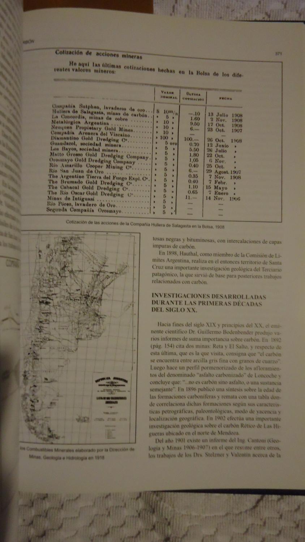 HISTORIA DE LA MINERÍA ARGENTINA (2 TOMOS - OBRA COMPLETA). PRIMERA EDICIÓN. EDICIÓN LIMITADA A