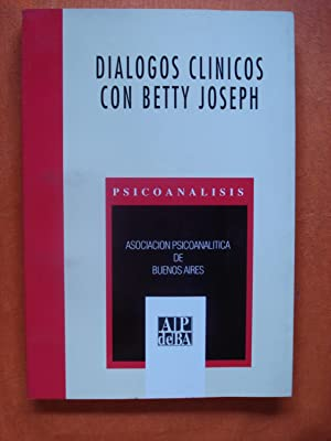 DIÁLOGOS CLÍNICOS: JOSEPH, Betty