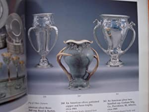 FINE AMERICAN AND SILVER: CATALOGUE) SOTHEBY'S