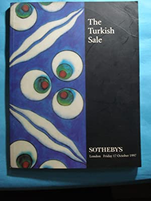 sotheby's - the turkish sale including works of art textiles