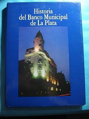 HISTORIA DEL BANCO MUNICIPAL DE LA PLATA: ROSSO, Ana María