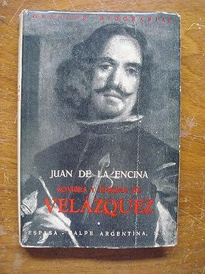 SOMBRA Y ENIGMA DE VELÁZQUEZ: DE LA ENCINA, Juan