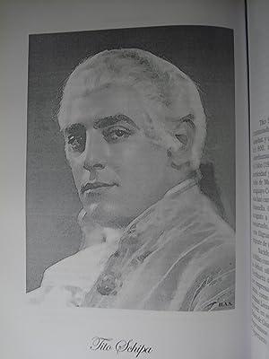 LOS MAESTROS CANTORES DEL SIGLO XX. LOS TENORES DE LA ERA DISCOGRÁFICA: SANGUINETTI, Horacio
